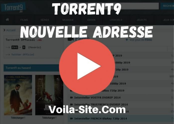 Torrent 9 Nouvelle Adresse