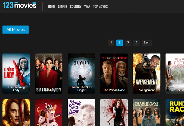 123Movies Nouvelle Adresse