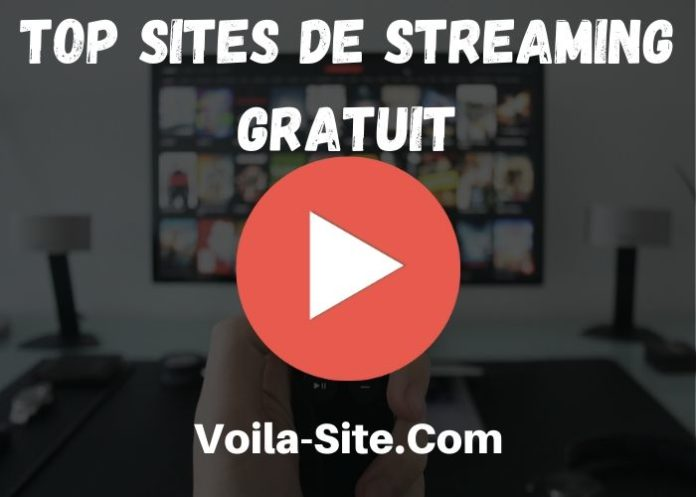 Meilleurs sites de streaming gratuit